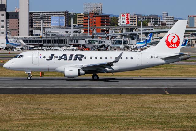 航空フォト:JA218J ジェイエア