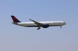 89Xさんが、成田国際空港で撮影したデルタ航空 A330-941の航空フォト(飛行機 写真・画像)