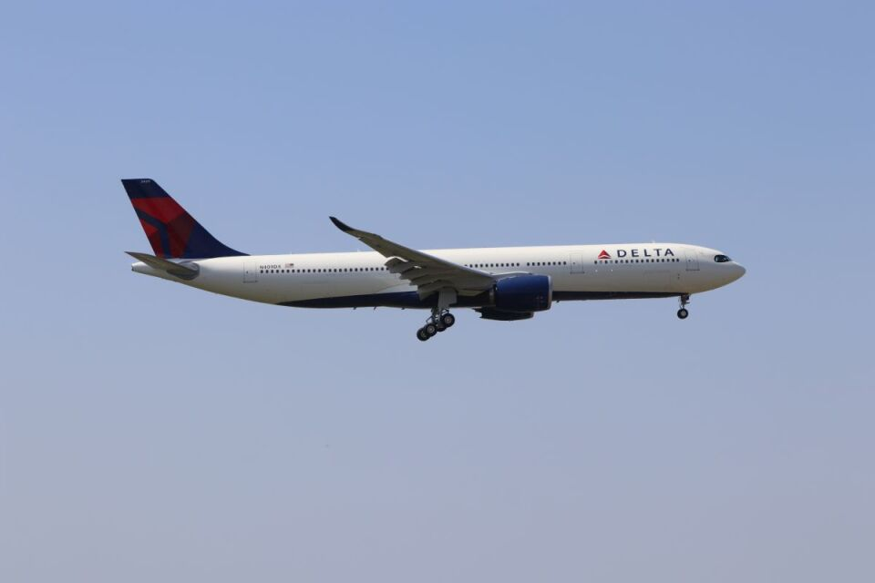 89Xさんのデルタ航空 Airbus A330-900 (n409dx) 航空フォト