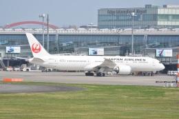 LEGACY-747さんが、羽田空港で撮影した日本航空 787-9の航空フォト(飛行機 写真・画像)