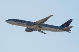 naveさんが、関西国際空港で撮影したカタール航空カーゴ 777-Fの航空フォト(飛行機 写真・画像)