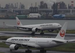 HNANA787さんが、羽田空港で撮影した日本航空 777-289の航空フォト(飛行機 写真・画像)