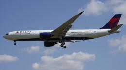 IMP.TIさんが、成田国際空港で撮影したデルタ航空 A330-941の航空フォト(飛行機 写真・画像)