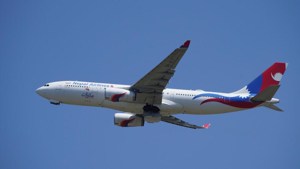 IMP.TIさんのネパール航空 Airbus A330-200 (9N-ALY) 航空フォト