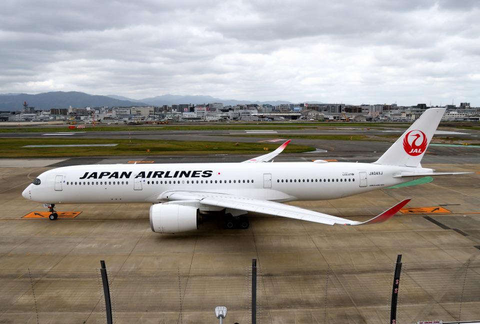 mojioさんの日本航空 Airbus A350-900 (JA04XJ) 航空フォト