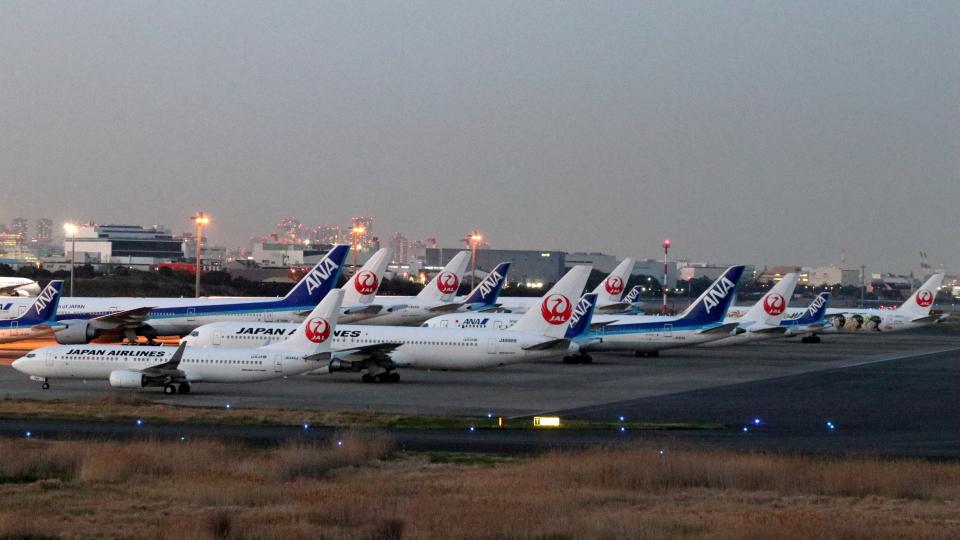 誘喜さんの日本航空 Boeing 737-800 (JA346J) 航空フォト