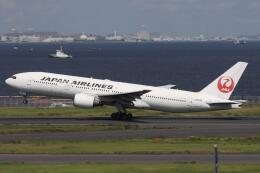 KOKI_ANA-Brussels767さんが、羽田空港で撮影した日本航空 777-289の航空フォト(飛行機 写真・画像)
