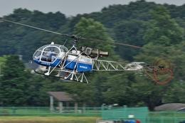 NikomD750さんが、調布飛行場で撮影した東邦航空 SA315Bの航空フォト(飛行機 写真・画像)