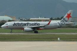 磐城さんが、ダナン国際空港で撮影したジェットスター・パシフィック A320-232の航空フォト(飛行機 写真・画像)
