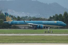磐城さんが、ダナン国際空港で撮影したベトナム航空 A321-272Nの航空フォト(飛行機 写真・画像)