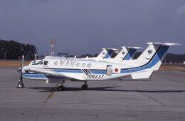 kumagorouさんが、仙台空港で撮影したサザン・クロス・アヴィエーション B300の航空フォト(飛行機 写真・画像)