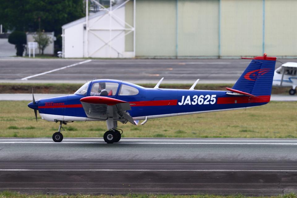 myoumyoさんの日本個人所有 Fuji FA-200 Aero Subaru (JA3625) 航空フォト