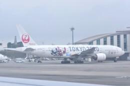 M.Tさんが、那覇空港で撮影した日本航空 777-246の航空フォト(飛行機 写真・画像)
