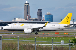 saoya_saodakeさんが、成田国際空港で撮影したロイヤルブルネイ航空 A320-251Nの航空フォト(飛行機 写真・画像)