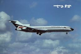 tassさんが、マイアミ国際空港で撮影したデルタ航空 727-232/Advの航空フォト(飛行機 写真・画像)