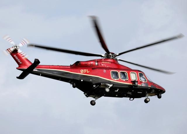 東京ヘリポート - Tokyo Heliport [RJTI]で撮影された東京ヘリポート - Tokyo Heliport [RJTI]の航空機写真