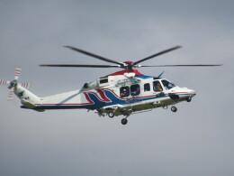 チダ.ニックさんが、静岡ヘリポートで撮影した三重県防災航空隊 AW139の航空フォト(飛行機 写真・画像)