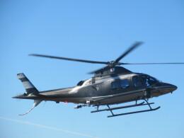 チダ.ニックさんが、静岡ヘリポートで撮影した警視庁 A109S Trekkerの航空フォト(飛行機 写真・画像)