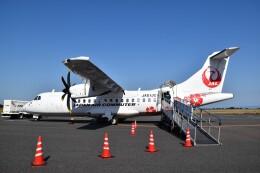 こじゆきさんが、屋久島空港で撮影した日本エアコミューター ATR-42-600の航空フォト(飛行機 写真・画像)