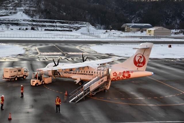 屋久島空港 - Yakushima Airport [KUM/RJFC]で撮影された屋久島空港 - Yakushima Airport [KUM/RJFC]の航空機写真(フォト・画像)