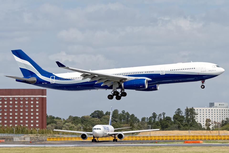 Cozy Gotoさんのハイ・フライ・マルタ Airbus A330-300 (9H-TAJ) 航空フォト