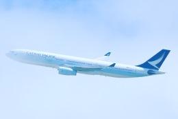 TK199さんが、下地島空港で撮影したキャセイパシフィック航空 A330-343Xの航空フォト(飛行機 写真・画像)