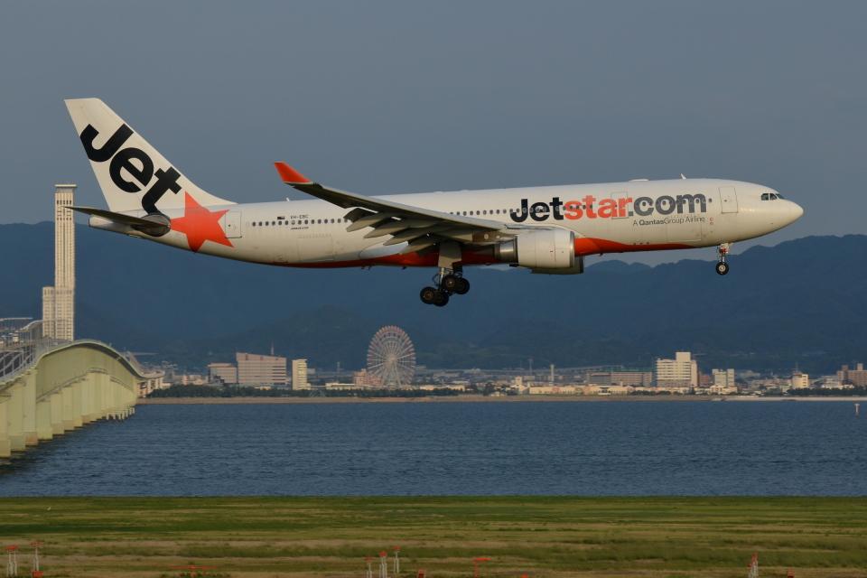 Deepさんのジェットスター Airbus A330-200 (VH-EBC) 航空フォト