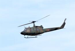 jp arrowさんが、名古屋飛行場で撮影した陸上自衛隊 UH-1Jの航空フォト(飛行機 写真・画像)
