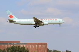 inyoさんが、成田国際空港で撮影したエア・カナダ 767-375/ERの航空フォト(飛行機 写真・画像)