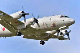 kotaちゃんさんが、厚木飛行場で撮影した海上自衛隊 P-3Cの航空フォト(飛行機 写真・画像)