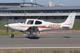 キイロイトリさんが、八尾空港で撮影した日本個人所有 SR20 Sの航空フォト(飛行機 写真・画像)