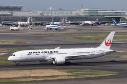 航空フォト:JA875J 日本航空 787-9