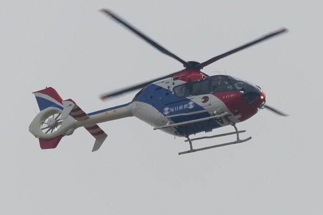 walker2000さんが、成田国際空港で撮影した毎日新聞社 EC135T1の航空フォト(飛行機 写真・画像)
