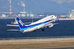 航空フォト:JA57AN 全日空 737-800
