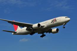 チャーリーマイクさんが、福岡空港で撮影した日本航空 777-289の航空フォト(飛行機 写真・画像)