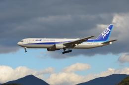 Qualiflyerさんが、福岡空港で撮影したエアージャパン 767-381/ERの航空フォト(飛行機 写真・画像)