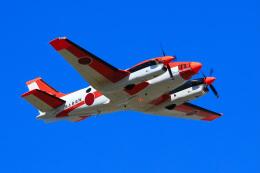くれないさんが、高松空港で撮影した海上自衛隊 TC-90 King Air (C90)の航空フォト(飛行機 写真・画像)
