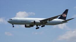 IMP.TIさんが、成田国際空港で撮影したカーゴジェット・エアウェイズ 767-375/ERの航空フォト(飛行機 写真・画像)
