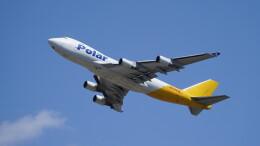 IMP.TIさんが、成田国際空港で撮影したポーラーエアカーゴ 747-46NF/SCDの航空フォト(飛行機 写真・画像)