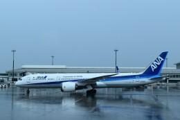 こじゆきさんが、那覇空港で撮影した全日空 787-9の航空フォト(飛行機 写真・画像)