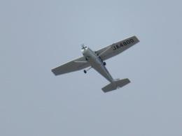 チダ.ニックさんが、静岡ヘリポートで撮影した日本モーターグライダークラブ 172R Skyhawkの航空フォト(飛行機 写真・画像)