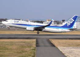 航空フォト:JA75AN 全日空 737-800