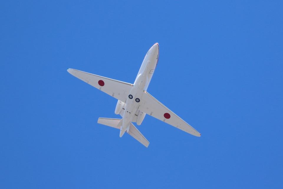レガシィさんの航空自衛隊 Cessna Citation Latitude (LN-TAI) 航空フォト