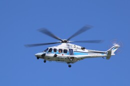 Cleared for take offさんが、新潟空港で撮影した海上保安庁 AW139の航空フォト(飛行機 写真・画像)