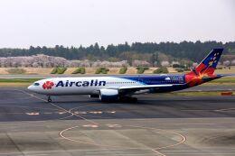 まいけるさんが、成田国際空港で撮影したエアカラン A330-941の航空フォト(飛行機 写真・画像)