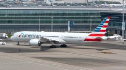 tkosadaさんが、羽田空港で撮影したアメリカン航空 787-9の航空フォト(飛行機 写真・画像)