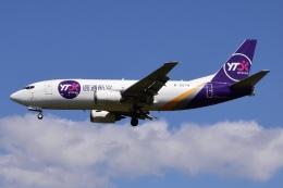 Timothyさんが、成田国際空港で撮影したYTOカーゴ・エアラインズ 737-37K(SF)の航空フォト(飛行機 写真・画像)