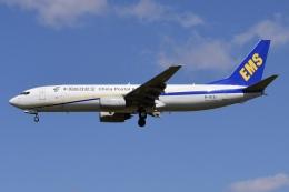 Timothyさんが、成田国際空港で撮影した中国郵政航空 737-8Q8(BCF)の航空フォト(飛行機 写真・画像)