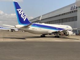IOPさんが、羽田空港で撮影した全日空 767-381/ERの航空フォト(飛行機 写真・画像)