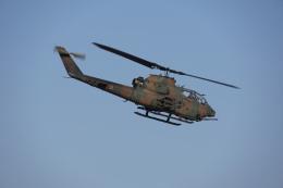 神宮寺ももさんが、高知新港で撮影した陸上自衛隊 AH-1Sの航空フォト(飛行機 写真・画像)